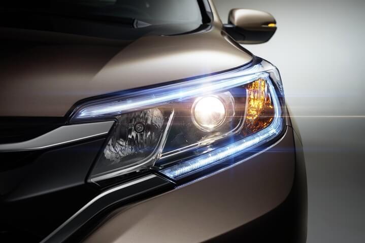 Honda CR-V 2015 Lys