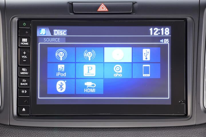 Honda CR-V 2015 Connect