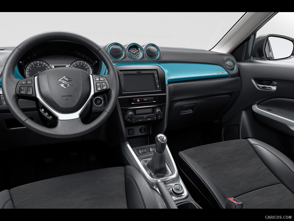 Suzuki Vitara Interiør