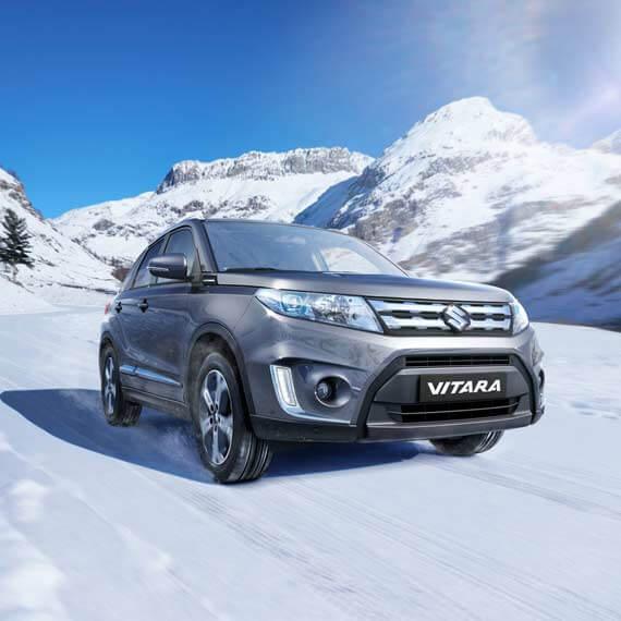 Suzuki Vitara Vinter