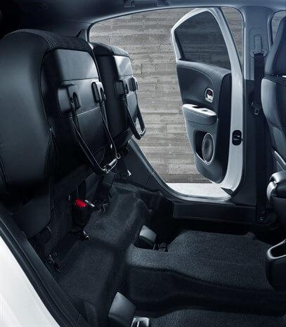 Honda HR-V Magic Seats