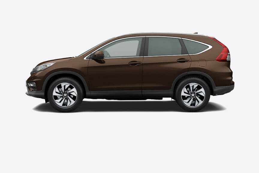 Honda CR-V 2015 Golden Brown Metallic