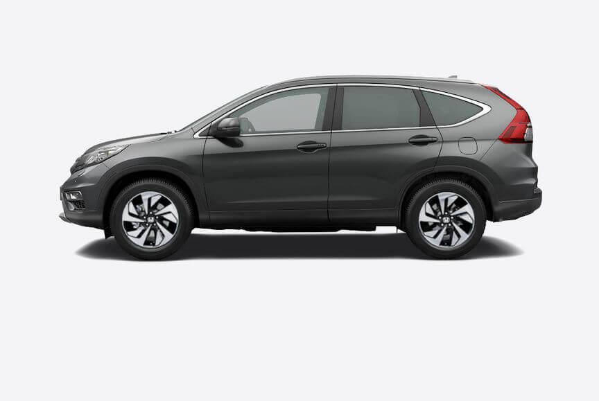 Honda CR-V 2015 Polished Metal Metallic