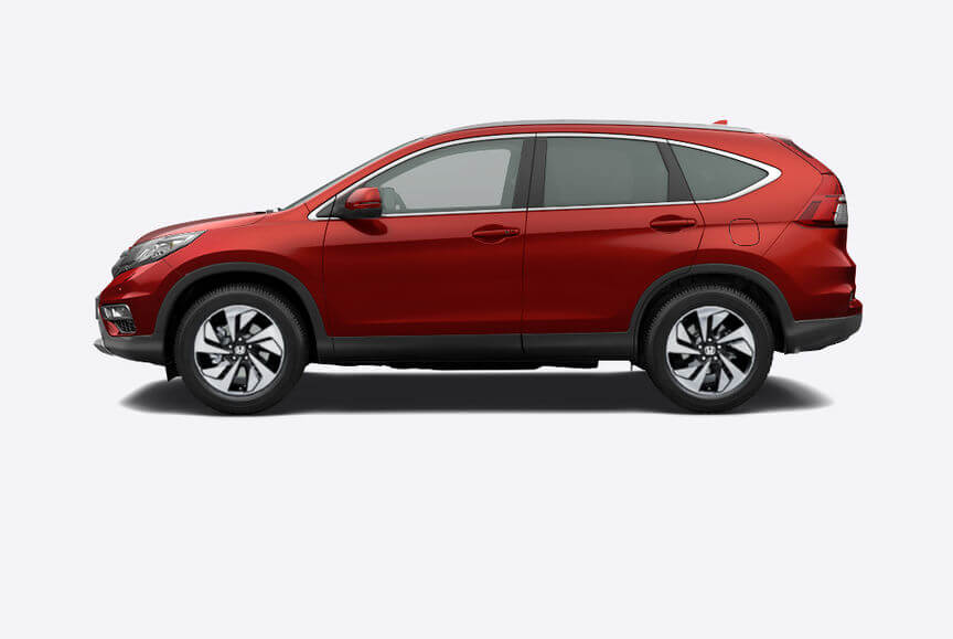 Honda CR-V 2015 Passion Red Pearl