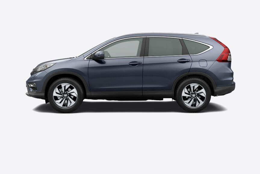 Honda CR-V 2015 Twilight Blue Metallic