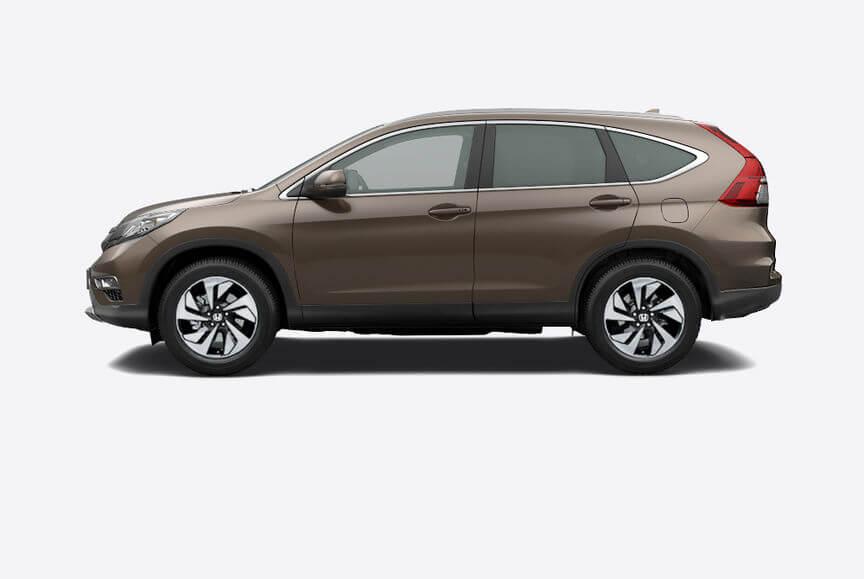 Honda CR-V 2015 Urban Titanium Metallic