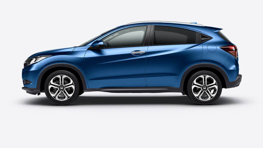 Honda HR-V Brilliant Sporty Blue Metallic
