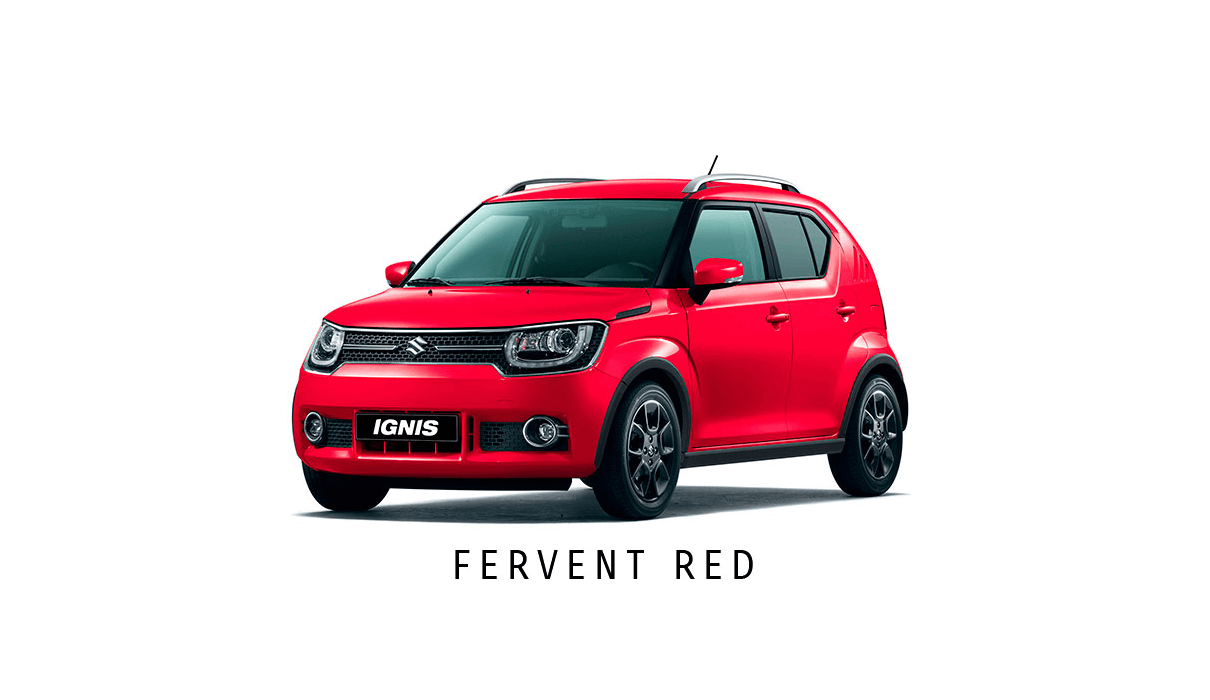 Fervent-red