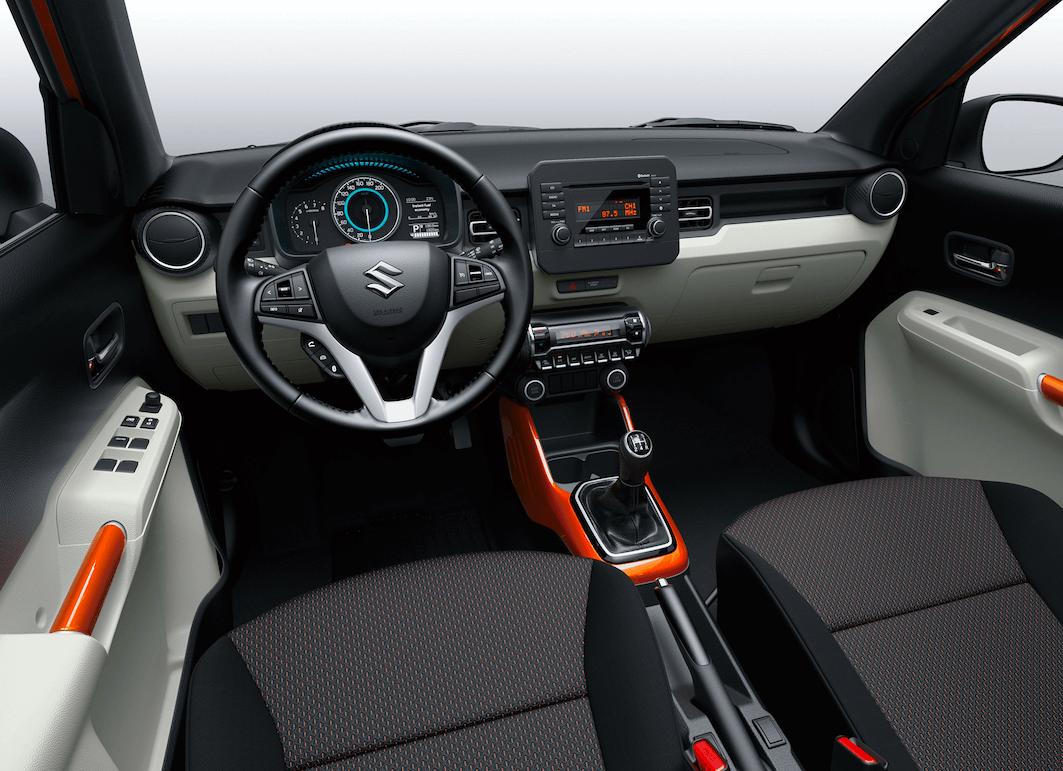 Interior-orange