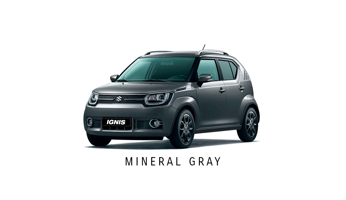 Mineral-gray