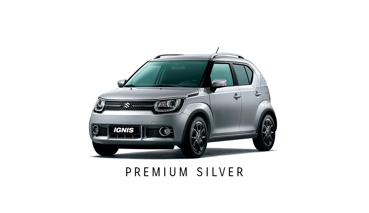 Premium-silver