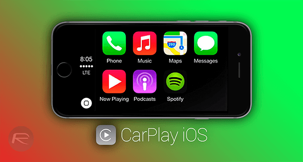 Tips! Konfigurere CarPlay Med IPhone