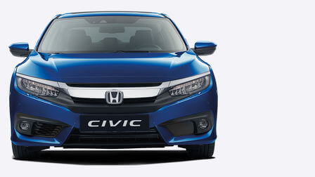 Civic 4d Foran